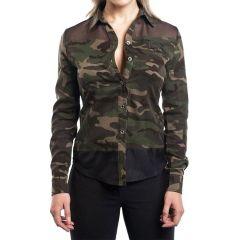 Женская рубашка Headrush HR Military