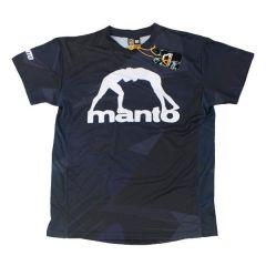 Тренировочная футболка Manto Icon black