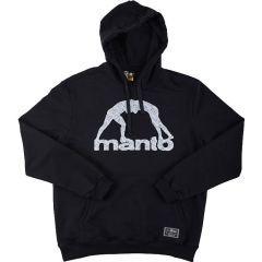 Худи Manto Wraps black