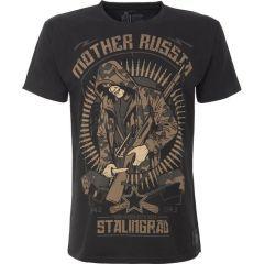 Футболка Mother Russia Сталинград - black