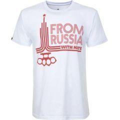 Футболка Mother Russia Олимпиада - white