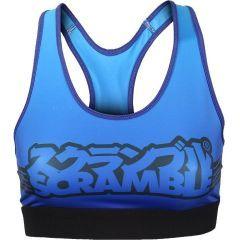 Женский тренировочный топик scramble