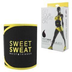 Пояс для похудения в районе живота Sweet Sweat yellow