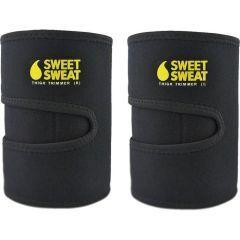 Набедренный термопояс для похудения Sweet Sweat yellow (2 шт.)