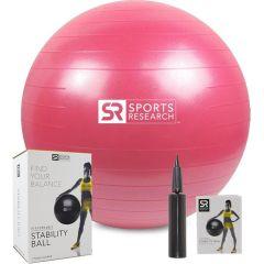 Фитнес-мяч Sweet Sweat pink
