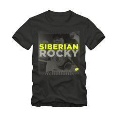 Футболка Sweet Sweat Siberian Rocky black