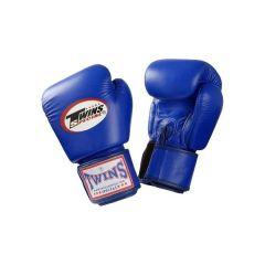 Детские боксерские перчатки Twins Special blue