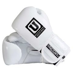 Тренировочные боксерские перчатки Ultimatum Boxing Gen3WhiteForce