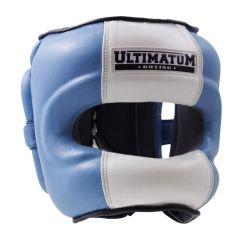 Боксерский шлем с бамперной защитой Ultimatum Gen3FaceBar AirBorn