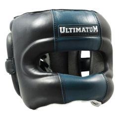 Боксерский шлем с бамперной защитой Ultimatum Gen3FaceBar Premium