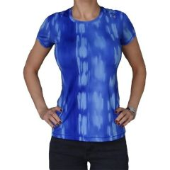 Женская тренировочная футболка Under Armour blue