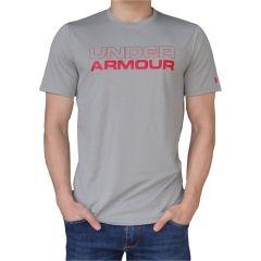 Тренировочная футболка Under Armour gray