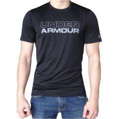 Тренировочная футболка Under Armour black