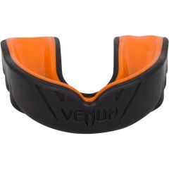 Капа боксерская Venum Challenger orange - black