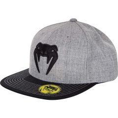 Бейсболка (кепка) Venum Snapback gray