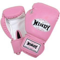 Детские боксерские перчатки Windy BGC PINK