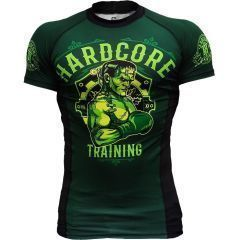 Детский рашгард Hardcore Training Famous Monster Fight Club