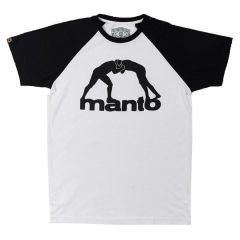 Футболка Manto Raglan Black
