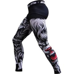 Компрессионные штаны Jitsu King Of Beasts