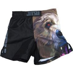 Детские шорты Jitsu Медведь