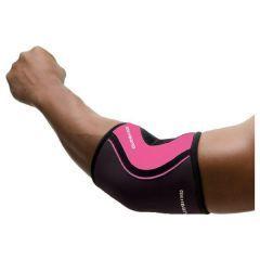 Локтевой бандаж Rehband 102333 RX Black - Pink 5 мм