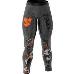 Компрессионные штаны Smmash Moro