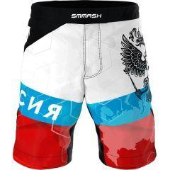 ММА шорты Smmash Russia