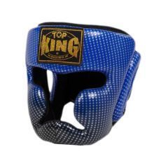 Шлем боксерский Top King Boxing Super Star blue