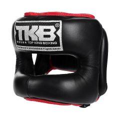 Боксерский шлем Top King Boxing Full Protector с защитным бампером