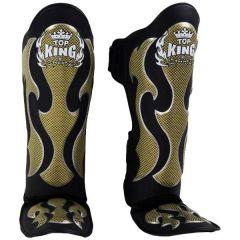 Защита голени (шингарды) Top King Boxing Empower Gold