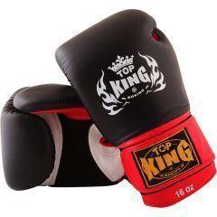 Боксерские перчатки Top King Boxing Air black