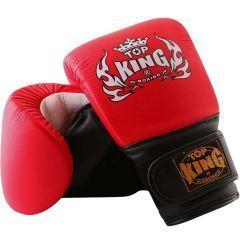 Снарядные перчатки Top King Boxing red