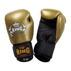 Перчатки боксерские Top King Boxing Empower Creativity Gold