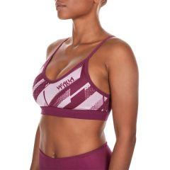 Женский тренировочный топик Venum Rapid Sport Bra purple