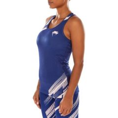 Женская тренировочная майка Venum Rapid blue
