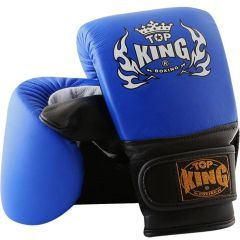 Снарядные перчатки Top King Boxing blue