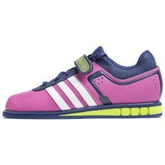 Штангетки Adidas Powerlift 2.0 Flash Pink - White - Solar Yellow