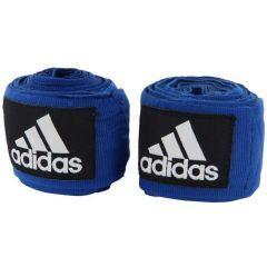 Бинты эластичные Adidas AIBA New Rules Boxing Crepe Bandage синие