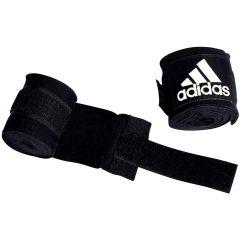Бинты эластичные Adidas AIBA New Rules Boxing Crepe Bandage черные