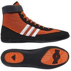 Борцовки Adidas Combat Speed.4 оранжево-черные