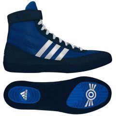 Борцовки Adidas Combat Speed.4 синие