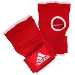 Внутренние перчатки Adidas Super Inner Gloves красно-белые