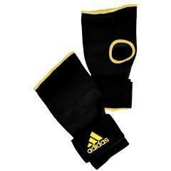Внутренние перчатки Adidas Super Inner Gloves черно-желтые