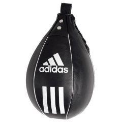 Груша пневматическая скоростная Adidas Speed Striking Ball Leather черная