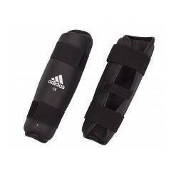 Защита голени Adidas PU Shin Guard черная