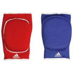 Защита локтя двухсторонняя Adidas Reversible Elbow Guard Padded сине-красная