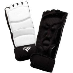Защита стопы для тхэквондо Adidas WTF Foot Socks белая