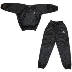 Костюм для сгонки веса Adidas Sauna Suit черный