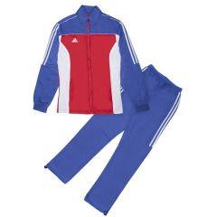 Костюм спортивный Adidas Tracksuit Martial Arts сине-красно-белый