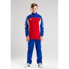 Костюм спортивный детский Adidas Tracksuit Martial Arts Kids сине-красно-белый
